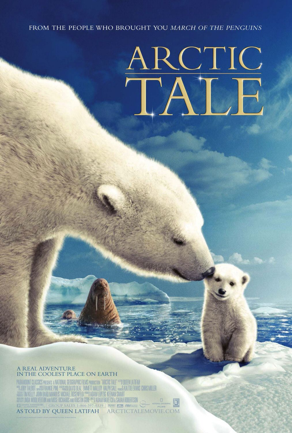 Arctic Tale film poster
