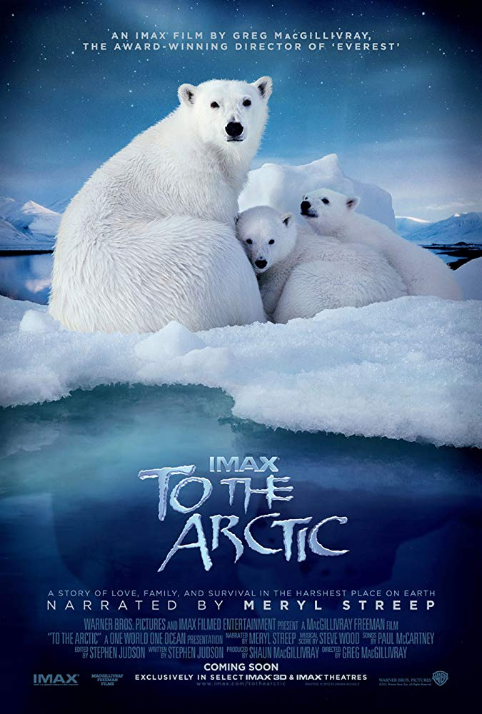 to the arctic film poster